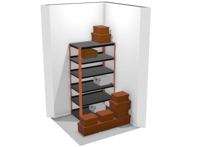 área 01 móveis e estoque