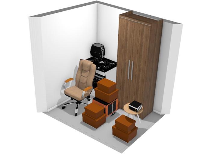 área 02 móveis e estoque